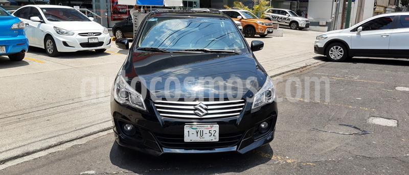 Suzuki Ciaz RS Aut usado (2020) color Negro precio $297,990