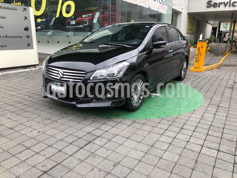 Suzuki Ciaz RS Aut usado (2018) color Negro precio $215,000