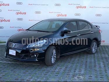 Suzuki Ciaz RS Aut usado (2017) color Negro precio $192,000