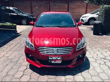 Suzuki Ciaz RS usado (2019) color Rojo precio $219,000