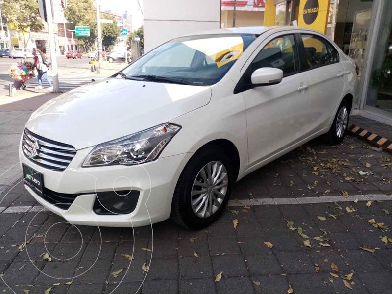 Suzuki Ciaz GLS usado (2020) color Blanco precio $225,000
