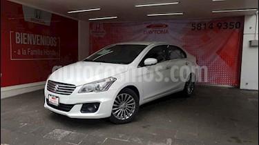 Suzuki Ciaz GLX usado (2018) color Blanco precio $189,000