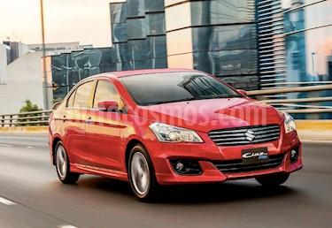 Suzuki Ciaz GLS nuevo color Rojo precio $249,990