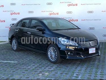 Suzuki Ciaz 4p RS L4/1.4 Aut usado (2017) color Negro precio $183,001