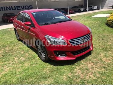 Suzuki Ciaz 4p RS L4/1.4 Aut usado (2019) color Rojo precio $265,001