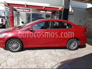 Foto venta Auto usado Suzuki Ciaz RS (2018) color Rojo precio $210,000