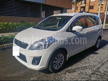 Suzuki Ertiga GL usado (2015) color Blanco precio $23.000.000