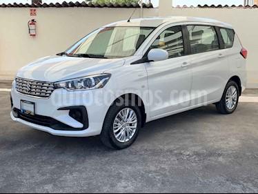 Suzuki Ertiga GLS Aut usado (2019) color Blanco precio $269,800