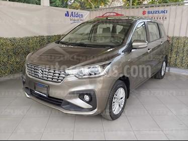 Foto venta Auto usado Suzuki Ertiga GLX Aut (2019) color Gris Lava precio $299,990