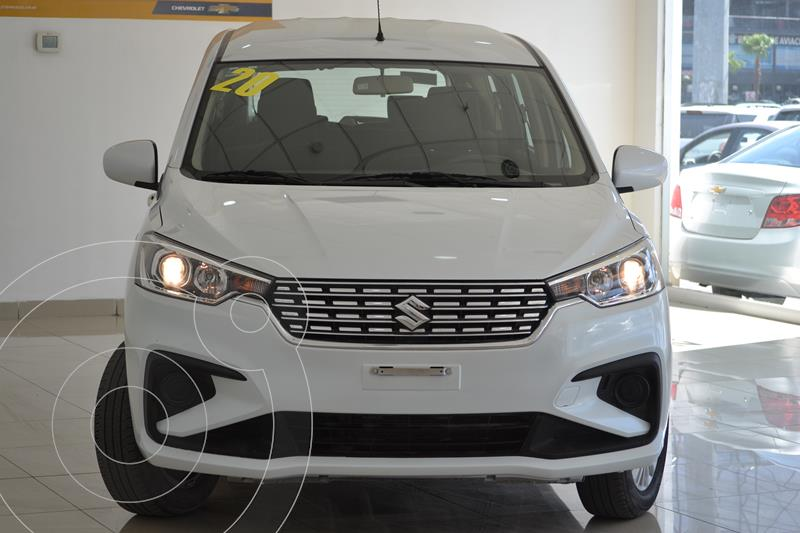 Foto Suzuki Ertiga GLS Aut usado (2020) color Blanco precio $280,000