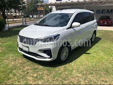 Suzuki Ertiga GLS usado (2020) color Blanco precio $260,000