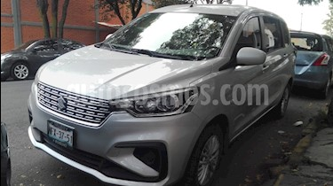 Suzuki Ertiga GLS usado (2019) color Plata precio $250,000