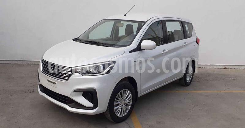 Suzuki Ertiga GLS Aut usado (2019) color Blanco precio $259,900