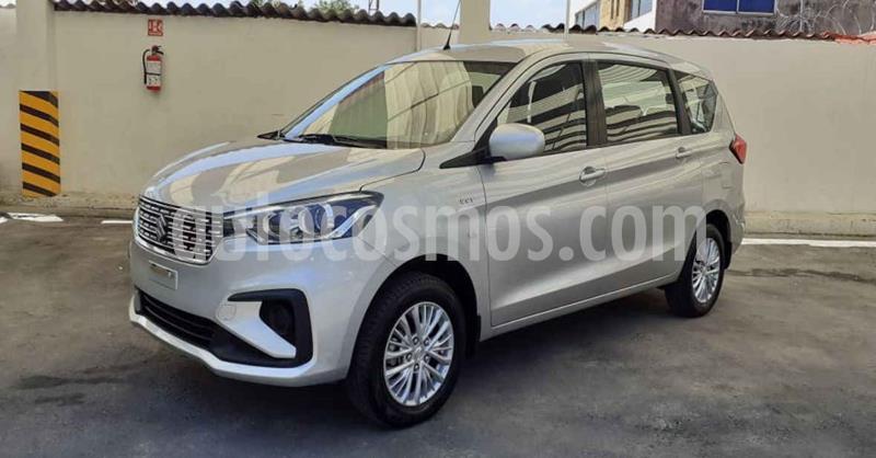 Suzuki Ertiga GLS Aut usado (2020) color Plata precio $279,900