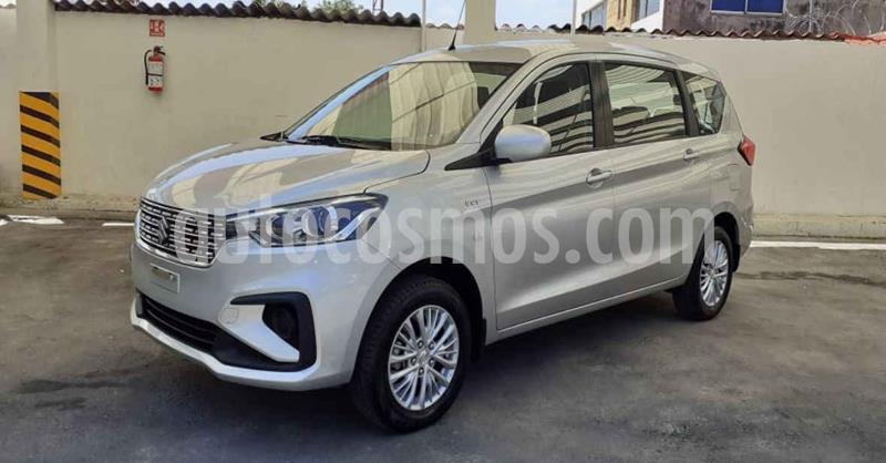 Suzuki Ertiga GLS Aut usado (2020) color Plata Dorado precio $249,900