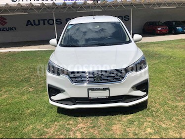 Suzuki Ertiga 5p GLS TM usado (2020) color Blanco precio $260,010