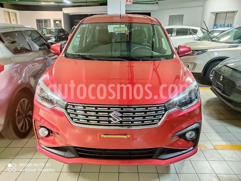Suzuki Ertiga GLX Aut usado (2020) color Rojo precio $313,000