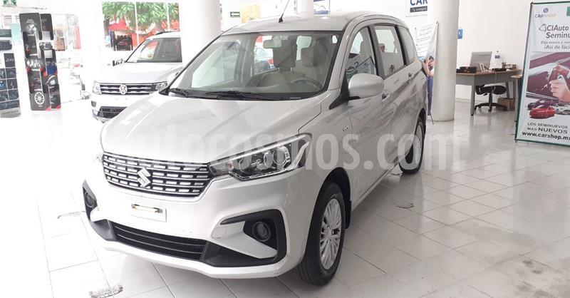 Suzuki Ertiga GLS Aut usado (2019) color Plata Dorado precio $254,900
