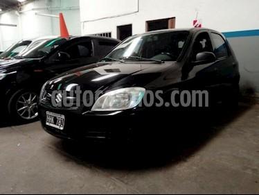 Foto venta Auto usado Suzuki Fun 1.4 5P (2008) color Negro precio $162.000