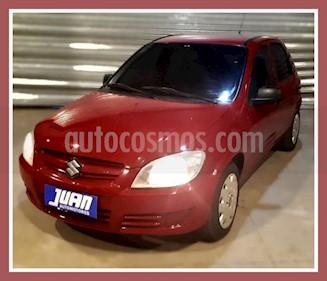 Foto venta Auto usado Suzuki Fun 1.4 5P (2008) color Rojo precio $158.000