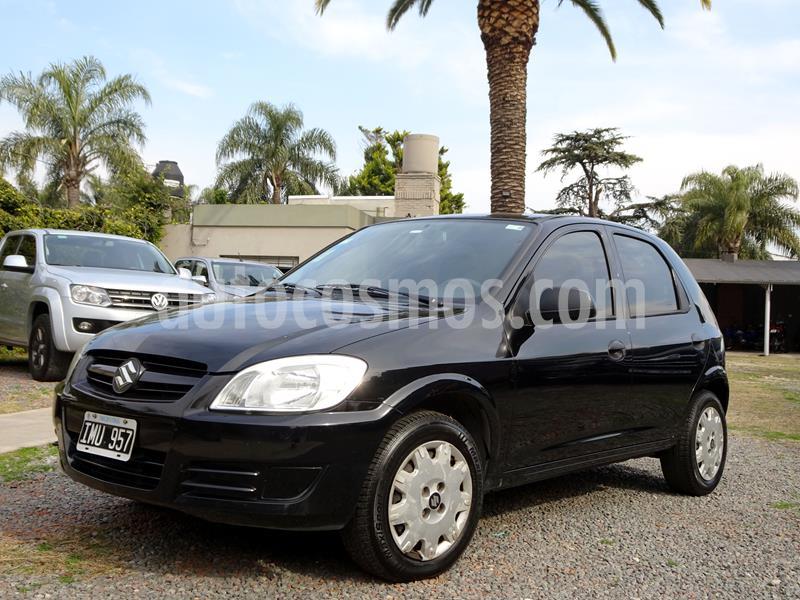 Suzuki Fun 1.4 5P usado (2010) color Negro precio $315.000