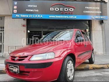Suzuki Fun 1.4 AA CD 5Ptas. usado (2006) color Rojo precio $255.000