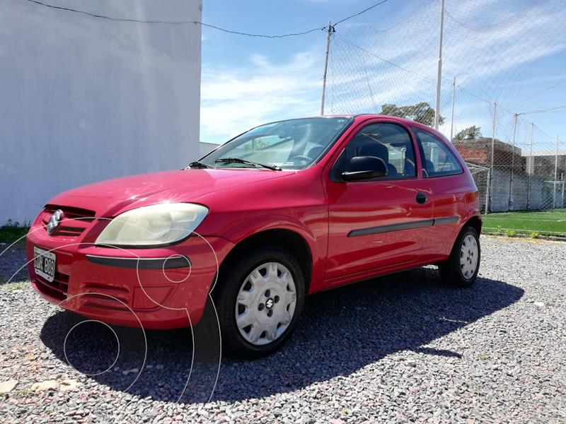 Suzuki Fun 1.4 3P usado (2007) color Rojo precio $360.000