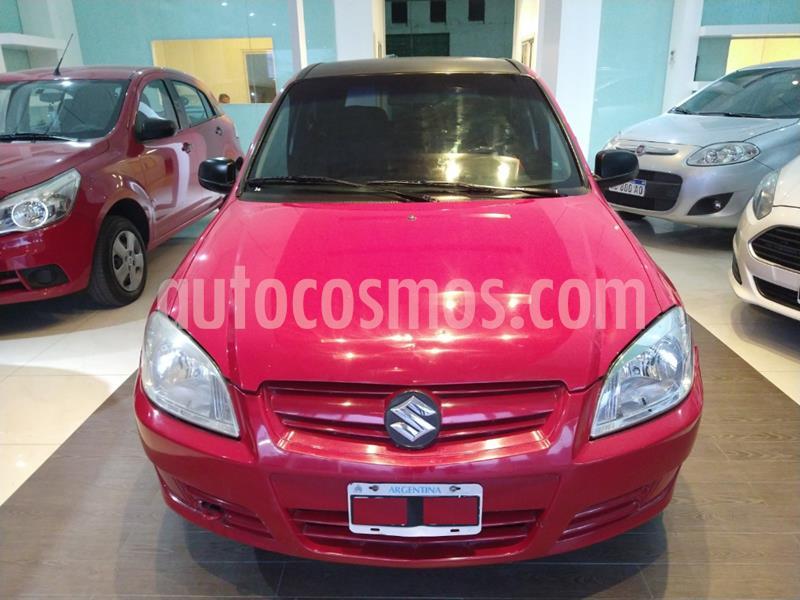 Suzuki Fun 1.4 3P usado (2010) color Rojo precio $375.000