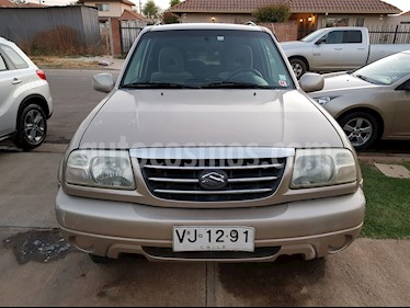 Suzuki Grand Nomade XL7 2.7 V6 Ccru Mec 5P usado (2003) color Bronce precio $3.800.000