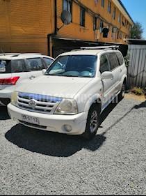 Suzuki Grand Nomade XL7 2.7 V6 Ccru Mec 5P usado (2005) color Blanco precio $3.800.000