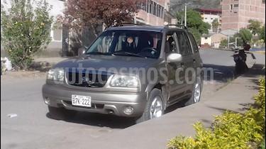 Suzuki Grand Nomade 2.0 4X4 5P usado (2004) color Bronce precio u$s8,100