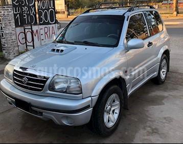 Foto venta Auto usado Suzuki Grand Vitara 1.6 3P (2018) color Plata precio $438.000