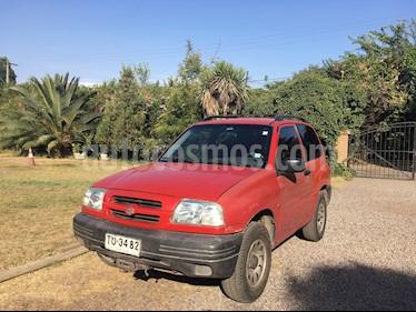 Foto venta Auto usado Suzuki Grand Vitara 1.6 GLX (2000) color Rojo precio $3.200.000