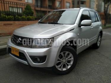 Foto venta Carro usado Suzuki Grand Vitara 2.4 4x4 GLX Sport 5P  (2014) color Plata precio $42.490.000