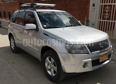 Foto venta Carro usado Suzuki Grand Vitara 2.4 GLX Sport 5P  (2008) color Plata precio $30.000.000
