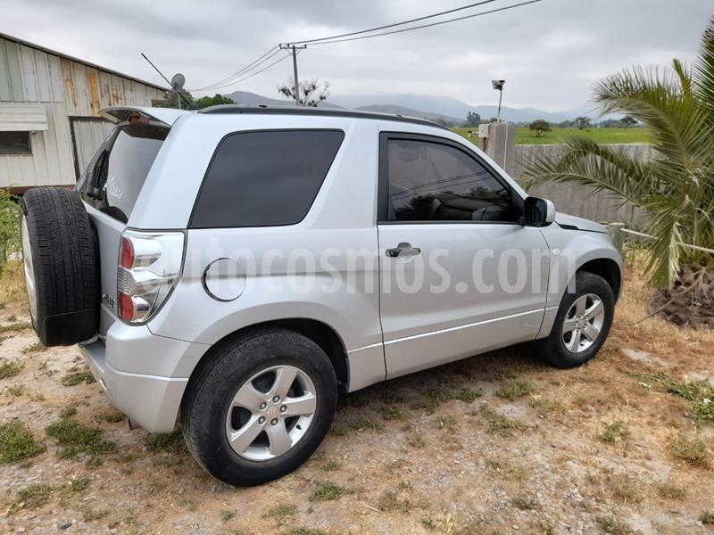 Suzuki Grand Vitara 1.6L GLX Sport usado (2018) color Plata precio $9.000.000