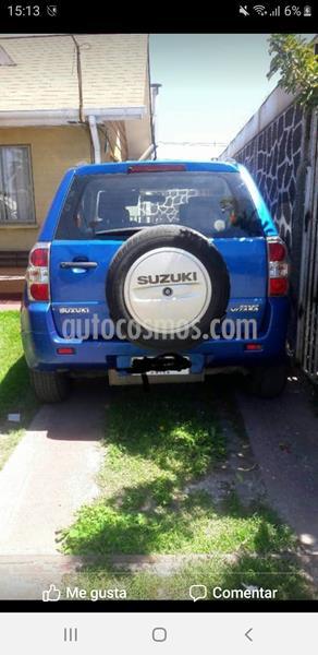 Suzuki Grand Vitara 1.6 GLX Sport  usado (2008) color Azul Metalizado precio $4.000.000