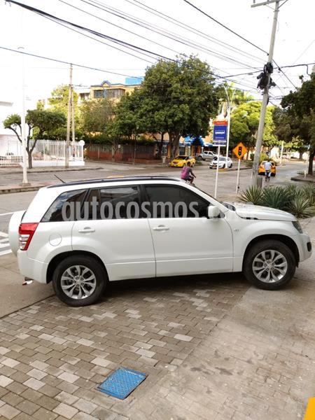 Suzuki Grand Vitara 2.4 4x2 GLX Sport 5P Aut  usado (2014) color Blanco Perla precio $40.000.000