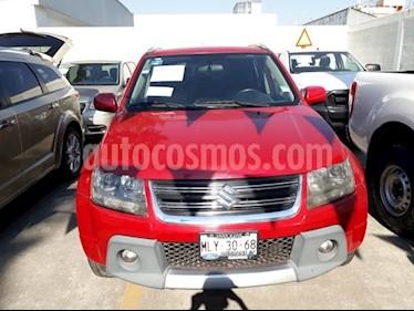 Foto venta Auto usado Suzuki Grand Vitara GL (2012) color Rojo precio $170,000