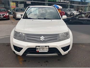 Foto venta Auto usado Suzuki Grand Vitara GL (2013) color Blanco Perla precio $163,000