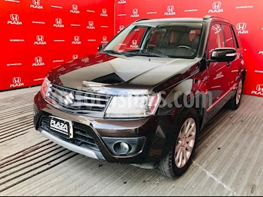 Foto venta Auto usado Suzuki Grand Vitara GLS (2014) color Cafe precio $192,000