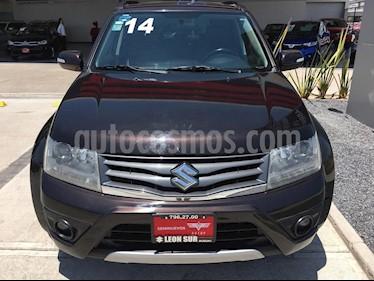 Foto venta Auto usado Suzuki Grand Vitara GLS (2014) color Tabaco precio $225,000
