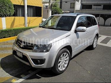Foto venta Auto usado Suzuki Grand Vitara GLS (2013) color Plata precio $164,900