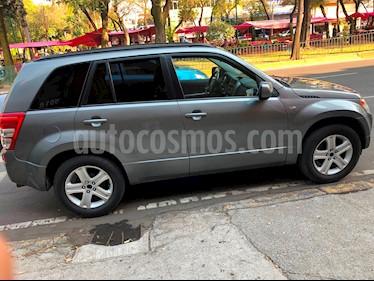 Foto venta Auto Seminuevo Suzuki Grand Vitara GLS (2007) color Gris precio $120,000