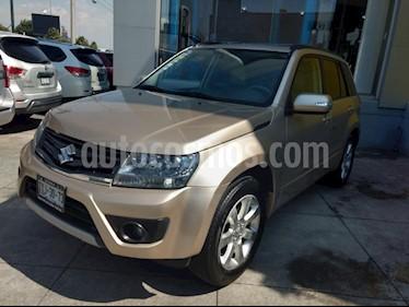 Foto venta Auto Seminuevo Suzuki Grand Vitara L4 GLS (2012) color Dorado precio $157,000