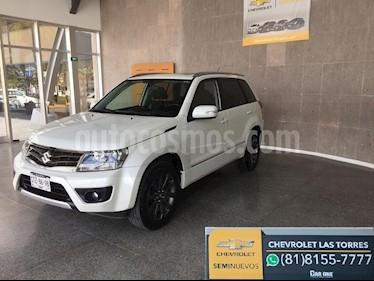 Suzuki Grand Vitara L4 GLS usado (2017) color Blanco precio $259,000