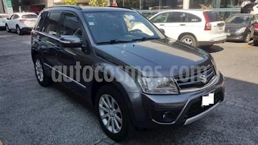 Suzuki Grand Vitara 5P GLS L4 TA PIEL QC CD GPS F. NIEBLA usado (2013) color Negro precio $179,000