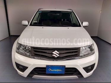 Suzuki Grand Vitara GLS usado (2017) color Blanco precio $272,000