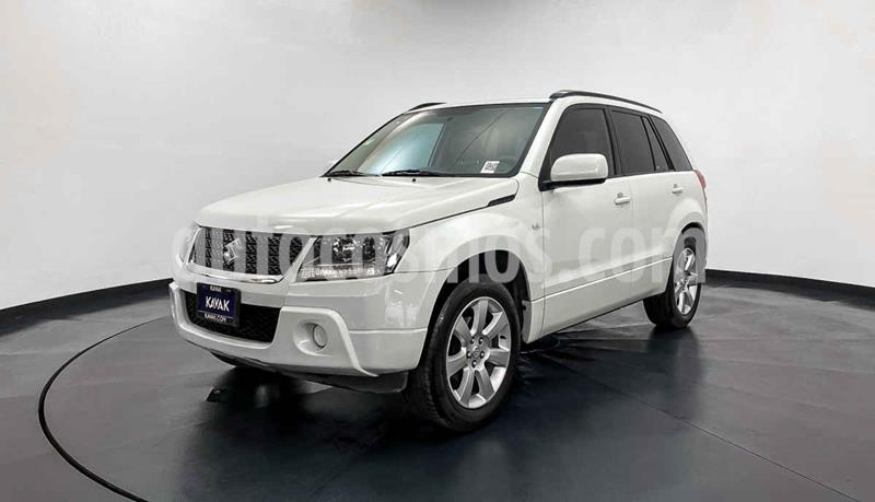 Suzuki Grand Vitara L4 GL usado (2012) color Blanco precio $157,999