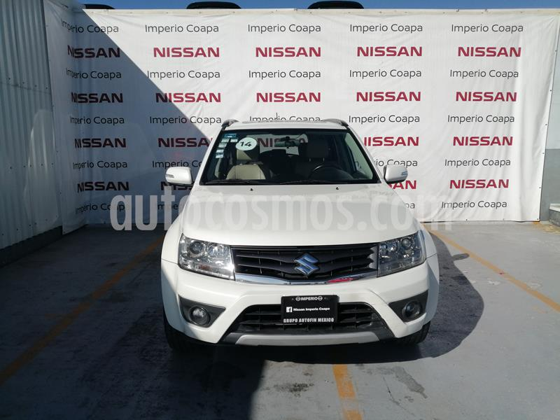 Suzuki Grand Vitara GLS usado (2014) color Blanco Perla precio $169,000